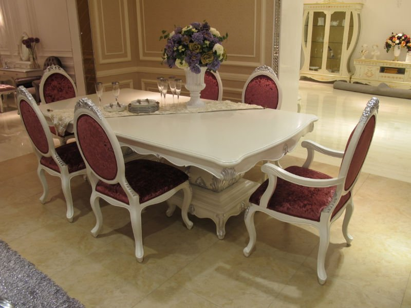 0036 italy white dining room furniture buy classic