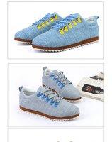 Мужские кроссовки men's shoes breathable mesh casual lace shoes new wholsale and retail