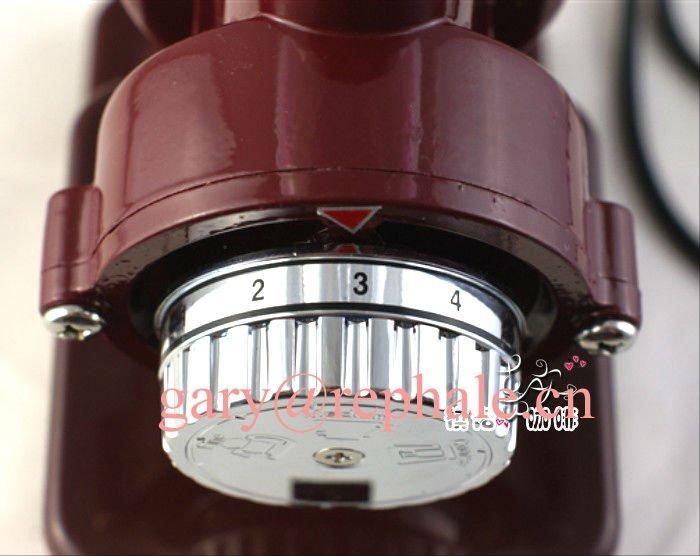 Self-automatic bean grinder