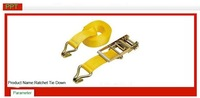 Free shipping!!!8m medium&lower Standard ratchet tie down