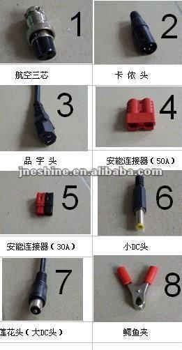 output plug ok