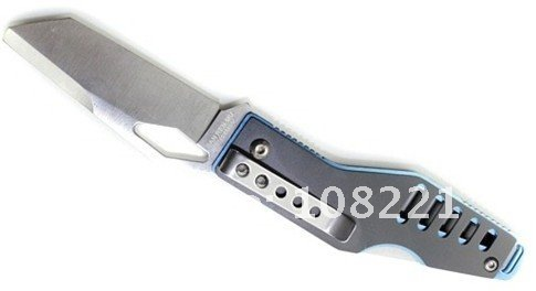 SANRENMU SRM 100% Stainless Steel Folding Knife B-787