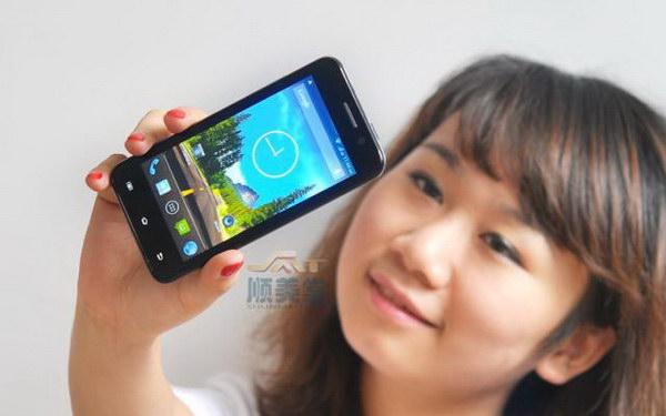THL phone!THL W100#02