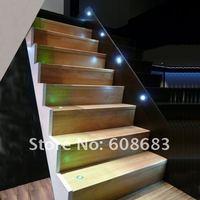 Лампы встраиваемые в пол семь цветов SC-b101a