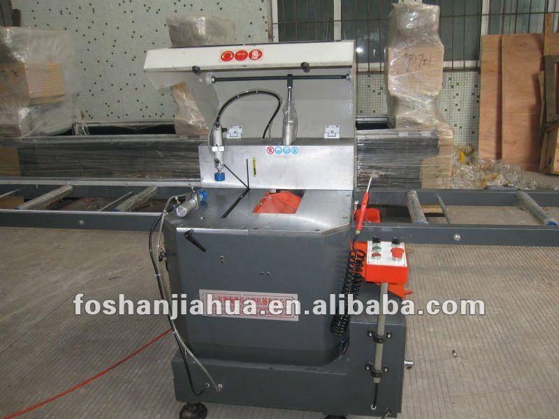 Cutting saw Aluminum Gas to liquid 45 degrees desktop cutting machine /Aluminum windows and doors processing machinery