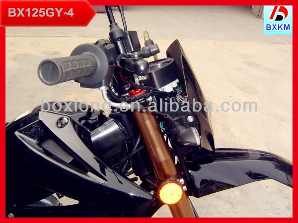 Fashion cheap sale EEC 200cc dirt bike made in china