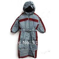 Одежда и Аксессуары Upset thermal wear children hooded kinder-schneeanzug winterwarm und kuschelweich waterproof outdoor ski suit