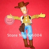 "Free Shipping 30/Lot Cute Toy Story 3 WOODY Plush Dolls Soft Toy New 8"" Wholesale and Retail"