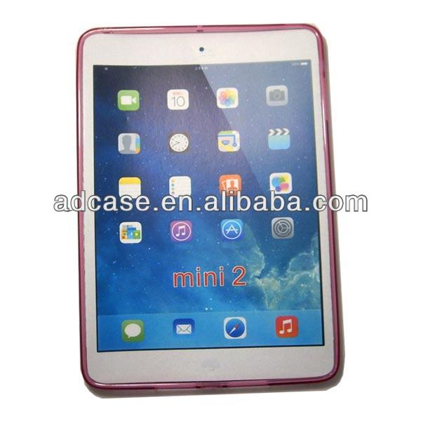 Soft tpu tablet case cover for ipad mini 2