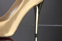 Туфли на высоком каблуке new model red bottom Model shoes CDTS big size Civilian dress evening store shoes lady's sex fashion shoes Y004