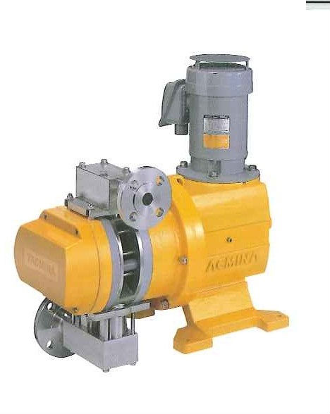 Made in Japan TACMINA solenoid drive type metering pump PZD