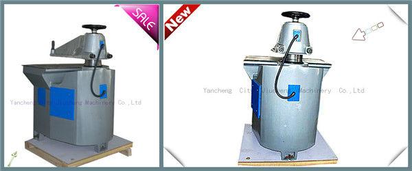 Jiangsu GSB Leather Hydraulic Swing Arm Cutting Shoes Machine