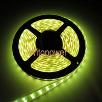 Светодиодная лента 16.4FT Double Row 5050 RGB LED Strip 5M 600 Leds SMD Light Tube Waterproof 12V