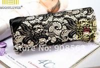 Вечерняя сумка 2012 new mix batch of han edition bag the dinner bag popular bud silk 48411 scale apricot bag hot seller