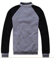 Hot $ sales,free shipping fashion women sports hoodies and men sports hoodies,cotton leisure women and men Baseball Jacket,s-xl
