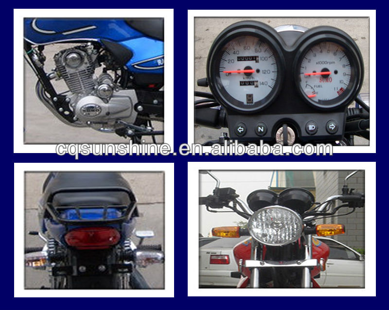 150CC 200CC 250CC Street Motorcycle Strong Power
