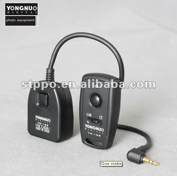 Yongnuo YN 159 Wireless Remote Shutter Release