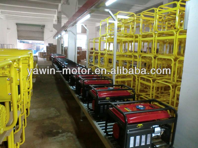 2kw air cooled diesel generator set