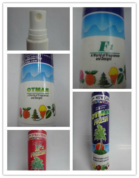 Household 60ml Aerosol Toilet Bowl Cleaner Air Freshener