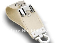 USB-флеш карта NEW pu leather 2GB 4GB 8GB 16GB 32GB USB 2.0 Memory flash disk Flash Drive drop shipping