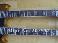 Гитара г двойной шеи