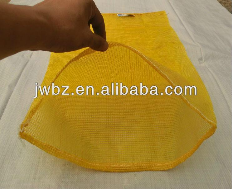 Small mesh bags&drawstrings bags&mesh drawstring bags for potatoes Wholesales