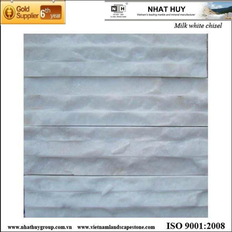 Kaki marmo cesellato pettine - rivestimento della parete