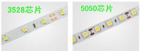 водить три года гарантии гибкие светодиодные света полосы не водонепроницаемый ce rohs лента smd 5050 высокой яркости лампы 60pcs/м