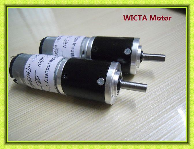 solar tracker gear motor