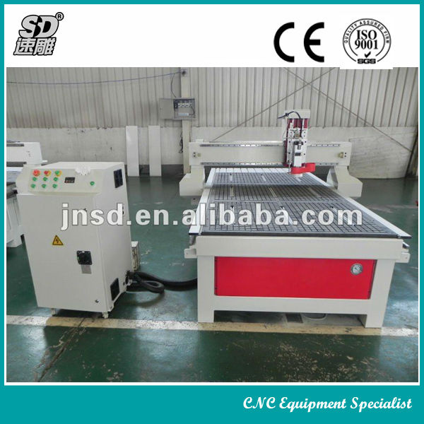 China competitive breakpoint memory woodworking machinery SD-1325