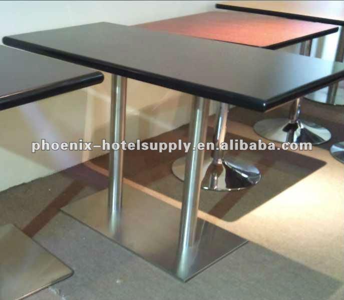 stainless steel restaurant tables 2