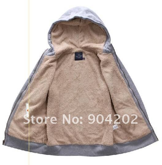 Free Shipping 2012 men cotton-padded clothes to keep warm coat and short coat male winter coats