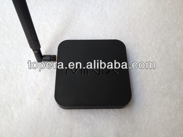 Quad core android tv box minix neo x7 with android 4.2 os quad core rk3188 RJ45 bluetooth HDMI 16GB Android tv box minix x7