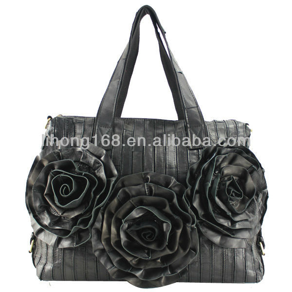 designer lady genuine leather handbag shoulder bag