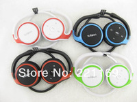 Наушники New AX-610 BLUE Retractable Sport Stereo Bluetooth Headset for Cellphone PC Samsung iPhone HTC.50pcs