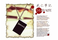 Death note style antique pocket watch necklace watch pendant watch hot sale free shipping!
