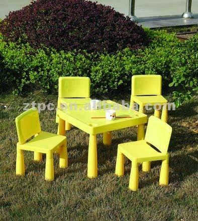 Colorati di plastica per bambini tavolo kd sedia e - Tavolo e sedia per bambini ...