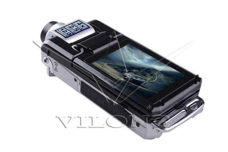 "FreeShipping HD Car DVR Video F900LHD , HD 1080P + 12 Mega Pixels + 2.5"" LTPS TFT LCD + Wide Angle 120 Degree !"