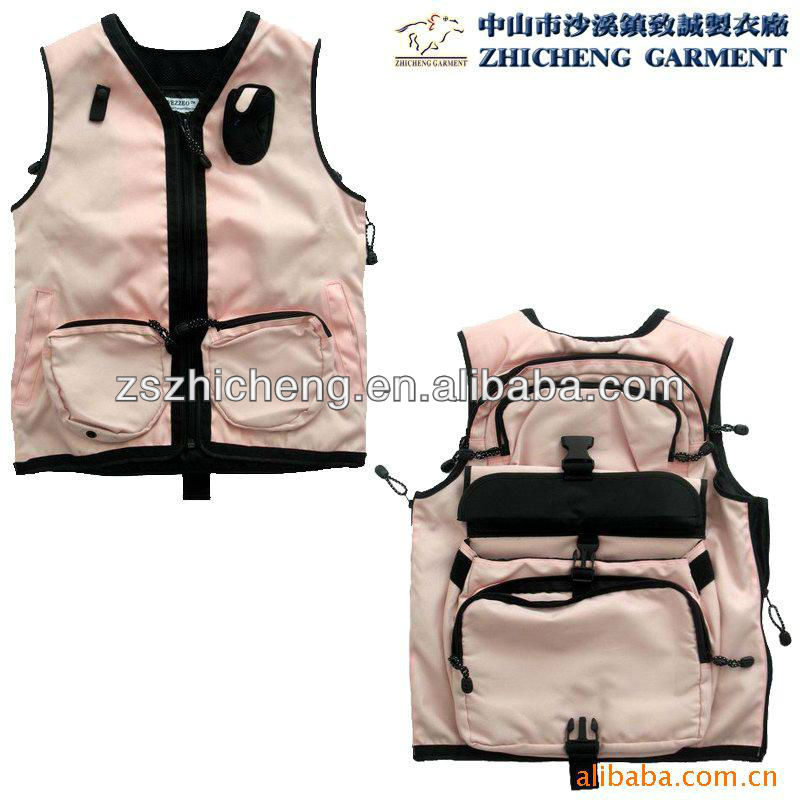 fishing vest Mens Multi Pocketed Vest for Outdoor Working