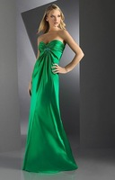 Женское платье Fabulous Silk Sweatheart Evening Gown Dress PL43