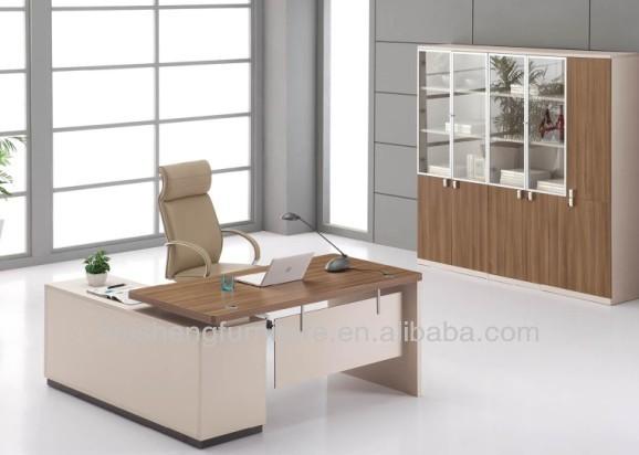 Mdf moderno mobili rio de escrit rio secret ria executiva for Mobiliario moderno