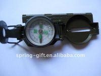 армия военный компас lensatic Компас походный металлический компас