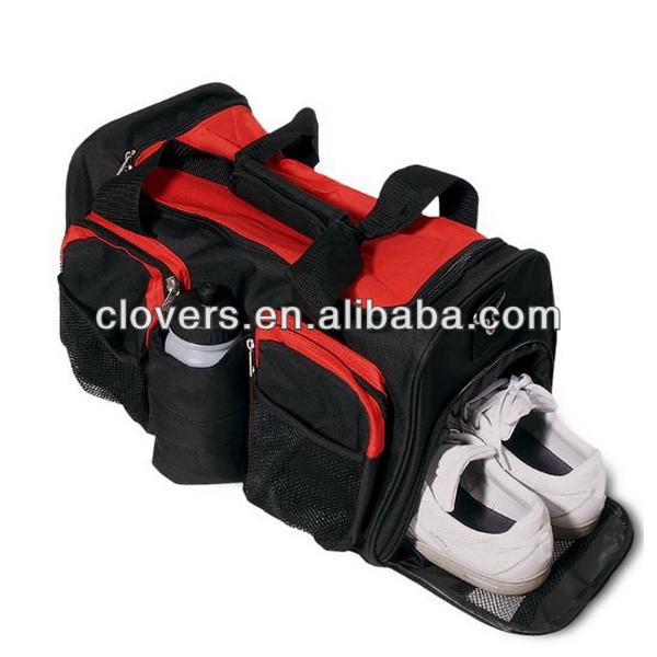 custom made waterproof travel bag sports bag