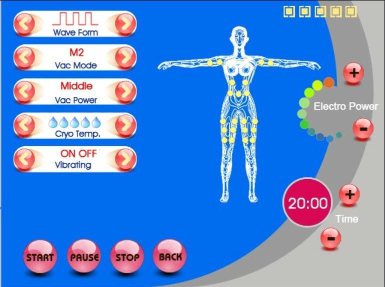 ミニリポクライオ凍結脂肪損失痩身マシン- icesculptorq1仕入れ・メーカー・工場