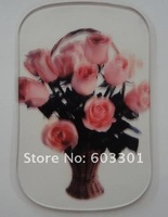 Резина Decoration pad, gift, sticky pad with various printing, accept OEM