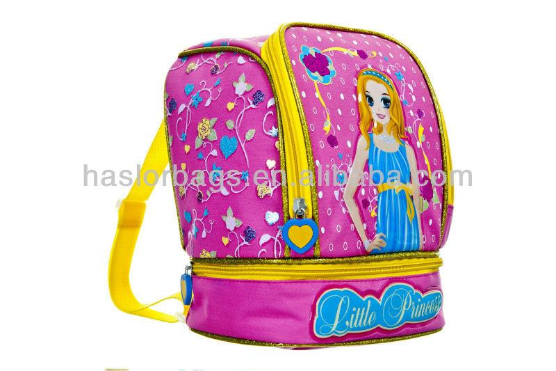 Nouveau produit enfants déjeuner sac isotherme de fabricant de sac d'école pour enfants