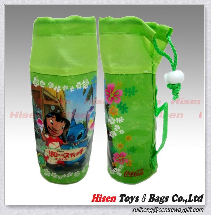 Durable beverage drink bottle cooler bag