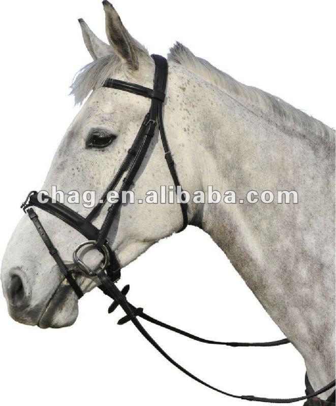 Pvc Horse Racing Bridle