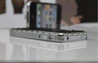 Чехол для для мобильных телефонов Fashion Mobile phone shell for iphone4 drill shell Accessories shell Diamond sets of protective cover