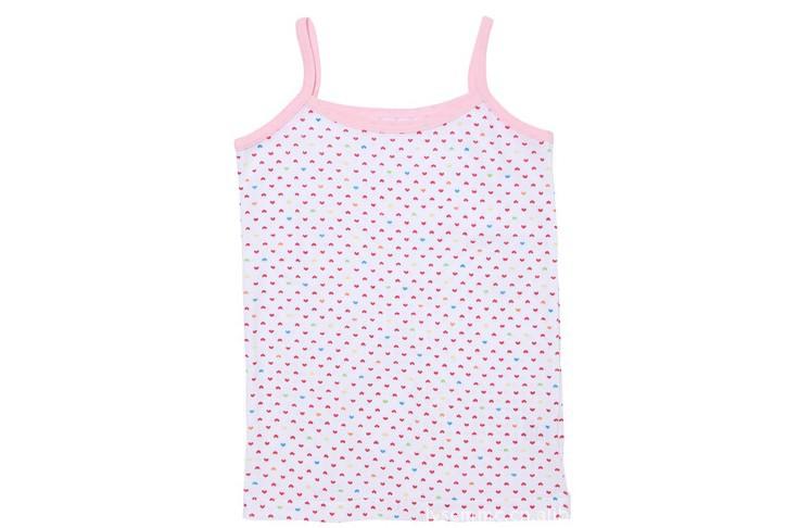 Детское нижнее белье Bag summer child lycra cotton vest 100% cotton spaghetti strap tank baby tank